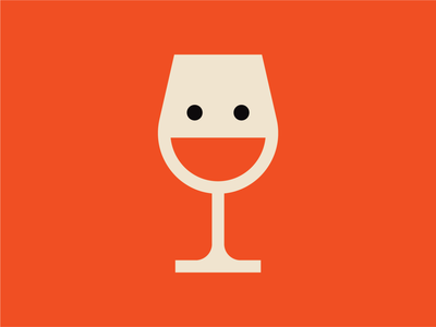Stop whining, start wine-ing clever minimal wine poster vector pictogram graphic design print design illustration andreas wikström