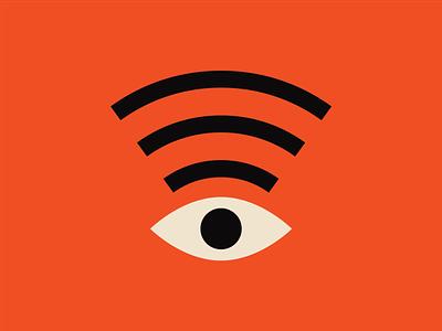 Eye-fi branding vector pictogram icon ui graphic design print design illustration andreas wikström