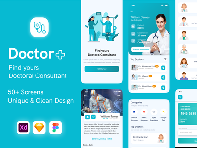 Doctor Consultation App