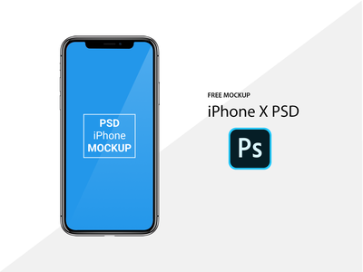 Apple iPhone X Free PSD Mockup ipad mockups samsung mockup hand mockup iphone x mockup iphone 12 psd iphone x