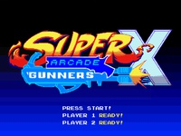 Super Arcade Gunners X