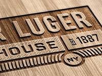 Peter Luger Re-Design