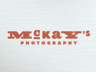 McKay's Photography Re-Brand