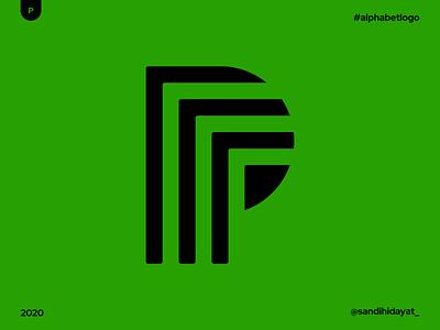 AL016 - Letter P illustrator typography symbol startup logo logotype logos letter p logo brand identity 36 days of type minimal vector mark logodesigner logo letter p identity designer design branding brand