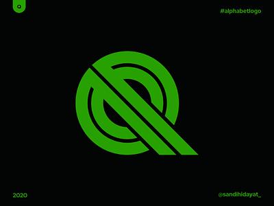 AL017 - Letter Q geometric typography symbol startup logo logotype logos letter q logo brand identity 36 days of type minimal vector mark logodesigner logo letter q identity designer design branding brand