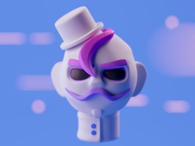 Character octane cinema 4d 3d characterdesign character