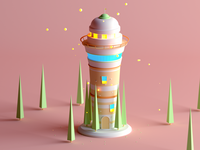 Vigilance Tower