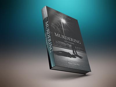 Book Cover Murdering book illustration book design book cover design book cover books book illustrator icon typography art logo advertising vector branding design illustration
