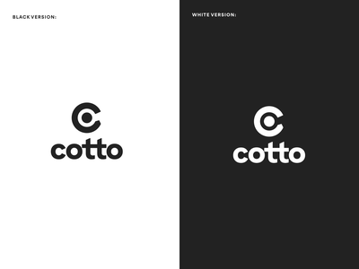 Cotto - Upcoming WordPress Theme ecommerce wordpress web design logo