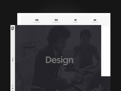Creative Agency Layout for Fortun WordPress Theme