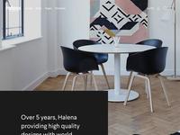 Halena - Minimal & Modern eCommerce WordPress Theme - Agency