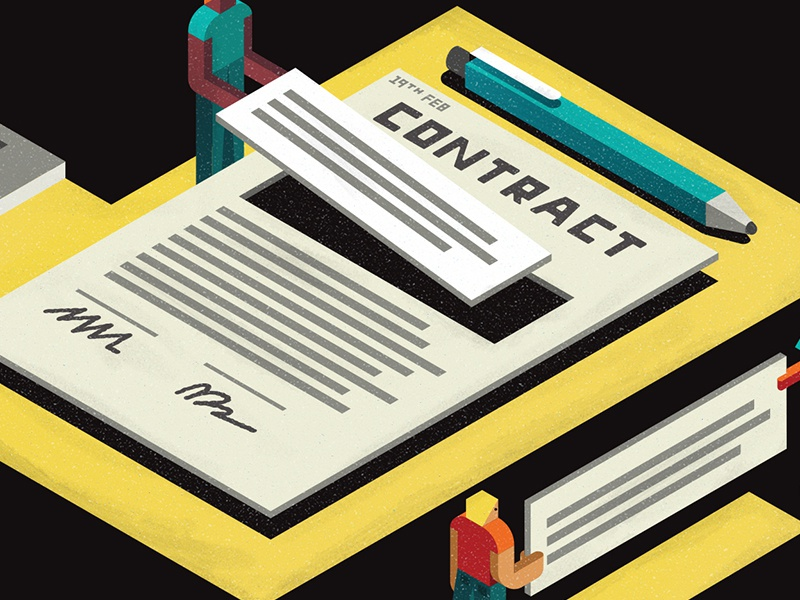 net Magazine issue 186 illustration isometric clients from hell client web design contract net mag