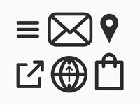 SVG Icons
