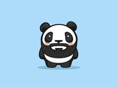 Bearded Panda