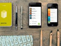 Organized design tools