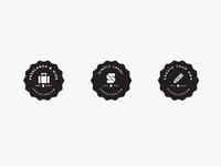 @ShakeLaw Badges