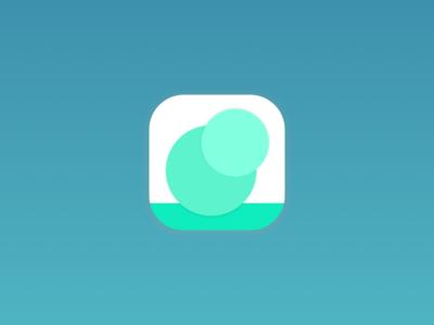 Bank App Icon app icon mobile app app ux ui