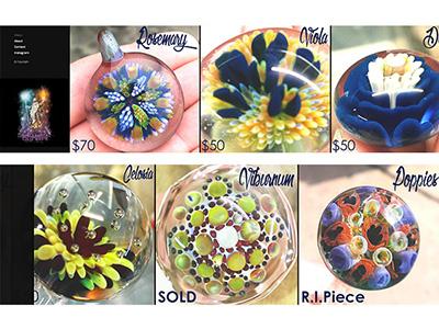 WEB DESIGN: Cody's Custom Glass Magic