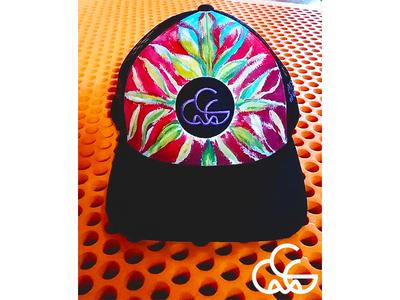 Cody's Custom Glass Magic hat