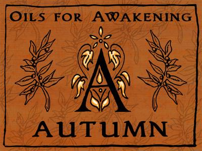 Oils For Awakening: Autumn Blend