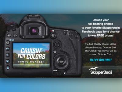 SkipperBud's Cruisin' For Colors Photo Contest