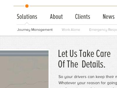 Solutions   journey management