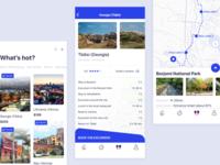 Book an Excursion - IOS App
