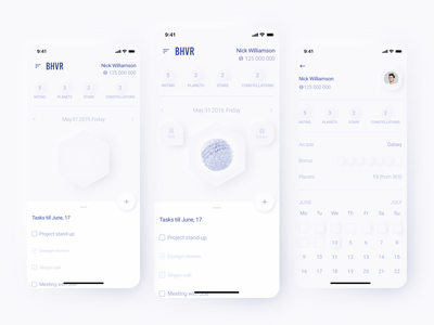 Task Manager App android ios list iphone interface interface design ui design task todo daily task calendar task manager material sketch app design app mobile flat ux ui