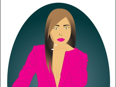 Vector Art - Woman character characterdesign digital digitalart illustator illustration art illustraion vector illustration vector art woman illustration woman concept art vector illustration design illustrator