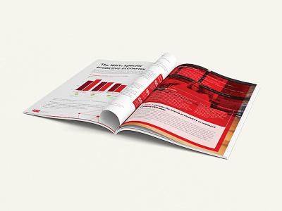 IKO Ebook digital design brochure design art direction data red online design sales promotion layout brochure ebook