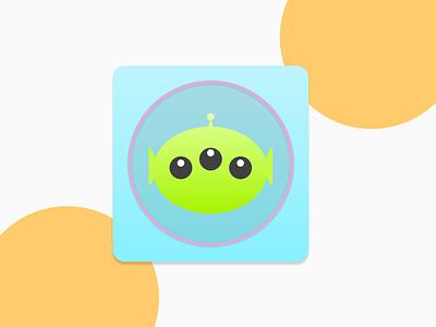 Daily UI 005 - App Icon disney app icon logo app icon dailyui daily ui 005 logo ui design adobe xd