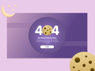 Daily UI 008 - 404 Page ui design bakery restaurant web design 404 error 404 page 404 dailyui 008 dailyui adobe xd