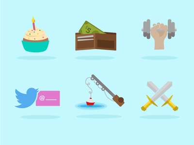 Bright Idea Icons By GiveGab