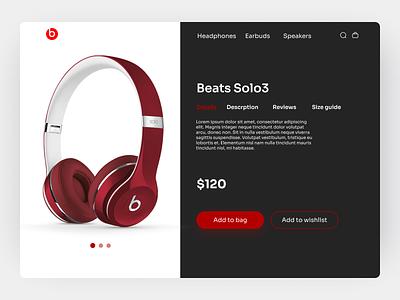 Ecommerce Shop - Dailyui 012 webdesign web dailyui design uxdesign ux uiuxdesigner uiux uidesign ui