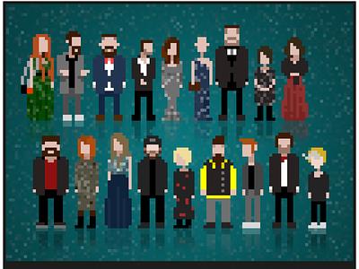Die.Mancave Community pixel-art pixel