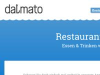 Restaurant-Website