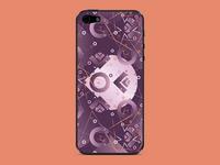 OFFF13 pattern iPhone skin