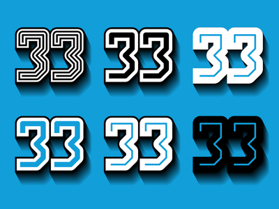 Numberstyles