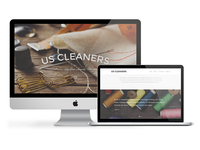 US Cleaners Website