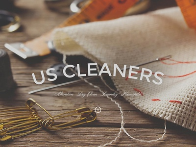 Homepage US Cleaners
