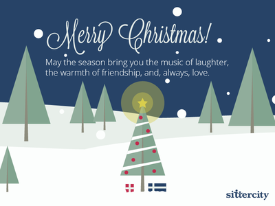 Merry Christmas from Sittercity