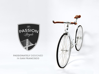 Bicycle Shield for Passion Bicycle