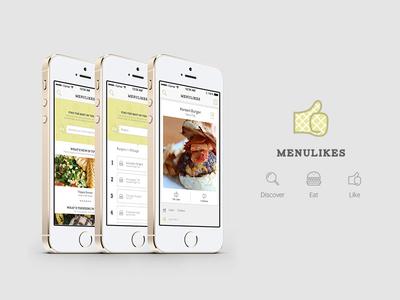 Menulikes Mobile App