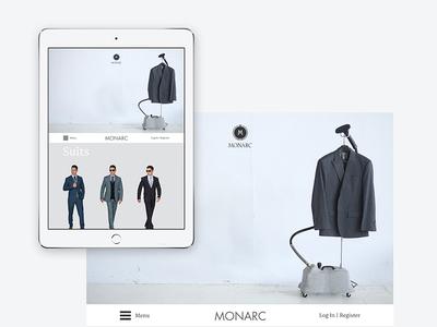 Monarc Menswear