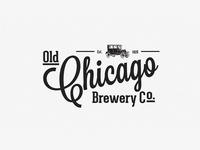 Old Chicago Brewery Co. Logo