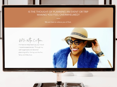 Restyled + Redesigned Website Launch debut brand idenity website launch rebrand branding web design graphic design