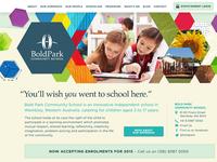 Bold Park website