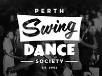 Perth Swing Dance Society rebrand concept