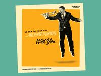 Adam Hall album art