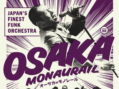 Osaka Monaurail poster